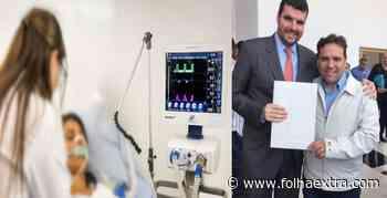 Pedro Lupion viabiliza respiradores hospitalares para o hospital de Ibaiti - Folha Extra