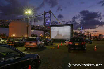 Drive-In Movies Provide Camden Families Chance to Gather Safely - TAPinto.net