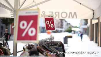 Rottweil: Steuersenkung: Manche profitieren, andere zweifeln - Schwarzwälder Bote