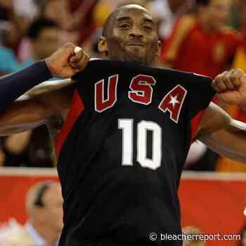 Chris Bosh Says Kobe Bryant Was 'Inspiration' for LeBron, Wade at '08 Olympics - Bleacher Report