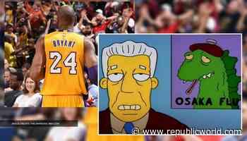 Did The Simpsons predict Kobe Bryants crash? Simpsons coronavirus episode goes viral - Republic World - Republic World