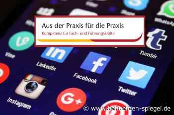 Social Media in Behörden: Wie twittert die Kommune richtig? - Behoerden Spiegel
