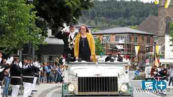 So feiern die Michaelsschützen in Olsberg im Corona-Jahr - Westfalenpost