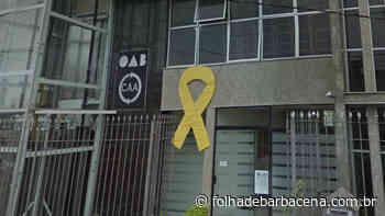 Advogados da OAB de Barbacena solicitam imediato retorno do judiciário local - Folha de Barbacena