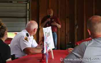 Community members express appreciation for first responders - Wadena Pioneer Journal