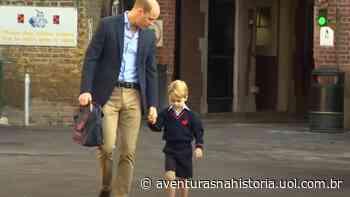 Por que as crianças do sexo masculino da realeza britânica não usam calças? - Aventuras na História