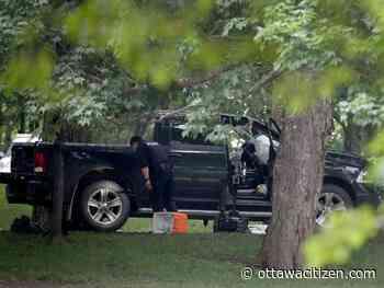 Armed Rideau Hall intruder identified