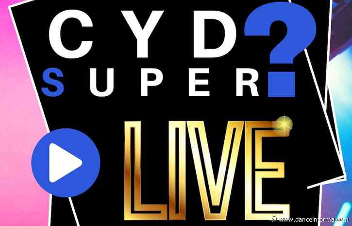 Can You Dance? Super Convention live from London