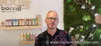 Biocoiff : déjà à la tête d'un salon sur Déols/Chateauroux (36), Denis va en ouvrir un deuxième à Tours - Toute-la-Franchise.com