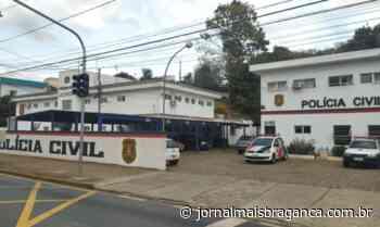 Homem é preso em Bragança Paulista após ser flagrado carregando TV que tinha acabado de furtar - Jornal Mais Bragança