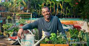 How 'Gangster Gardener' Ron Finley Started a Food Revolution from His Front Yard - PEOPLE.com
