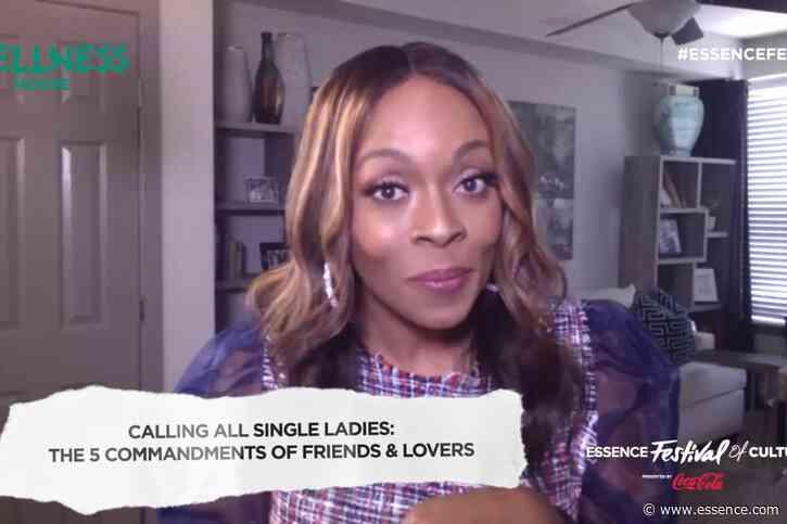 Listen Up Ladies! Stacii Jae Johnson's 5 Commandments Of Love and Friendship