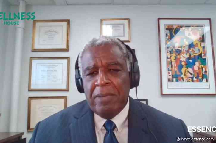 Dr. Keith Ferdinand On Why Hypertension Affects Black Women More