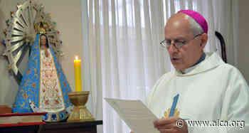 Mons. Torres Carbonell, nuevo obispo de Gregorio de Laferrere - AICA.org - Aica On line