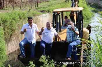Encabeza Jesús Mora jornada de limpieza en el río Tuxpan - Informativo La Región