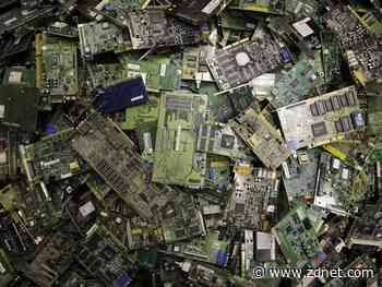 UN reports global e-waste production soared beyond 53 million tonnes in 2019