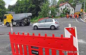 LRA-Kreuzung eine Woche lang gesperrt - Freyung - Passauer Neue Presse