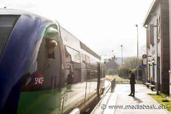 Amélioration de la ligne de train Bayonne-Saint-Jean-Pied-de-Port - mediabask.eus