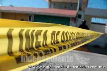 Balean a sujeto en Mixquiahuala - Independiente de Hidalgo