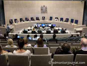Edmonton councillors considering community-led task force to provide recommendations on police reform, funding