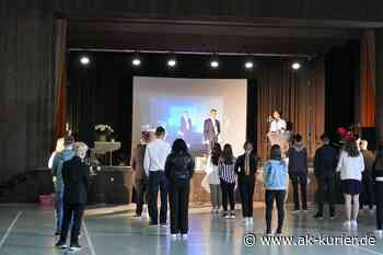 Ein surrealer Schulabgang an der IGS Betzdorf-Kirchen - AK-Kurier - Internetzeitung für den Kreis Altenkirchen