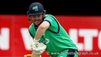 'My best is still to come': New Ireland vice-captain Paul Stirling determined to keep improving into his thirties - Belfast Telegraph