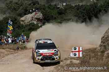 Ufficiale: Rally in Sardegna dal 29/10 al 01/11 - Alghero News