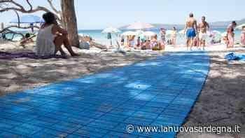 Fase 3, il Lido di Alghero accessibile ai disabili - La Nuova Sardegna