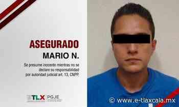 Detienen a narcomenudista en Tlaxco | e-consulta.com Tlaxcala2020 - e-Tlaxcala Periódico Digital de Tlaxcala