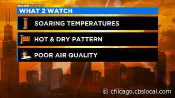 Chicago Weather: Holiday Heat - CBS Chicago