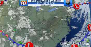 Nice Weather Back in the Bluegrass - LEX18 Lexington KY News