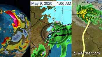 The 20 Weirdest Things We've Seen in 2020's Weather So Far - The Weather Channel
