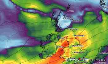 UK hot weather forecast: Scandinavian plume to blast Britain with intense summer storms - Express.co.uk