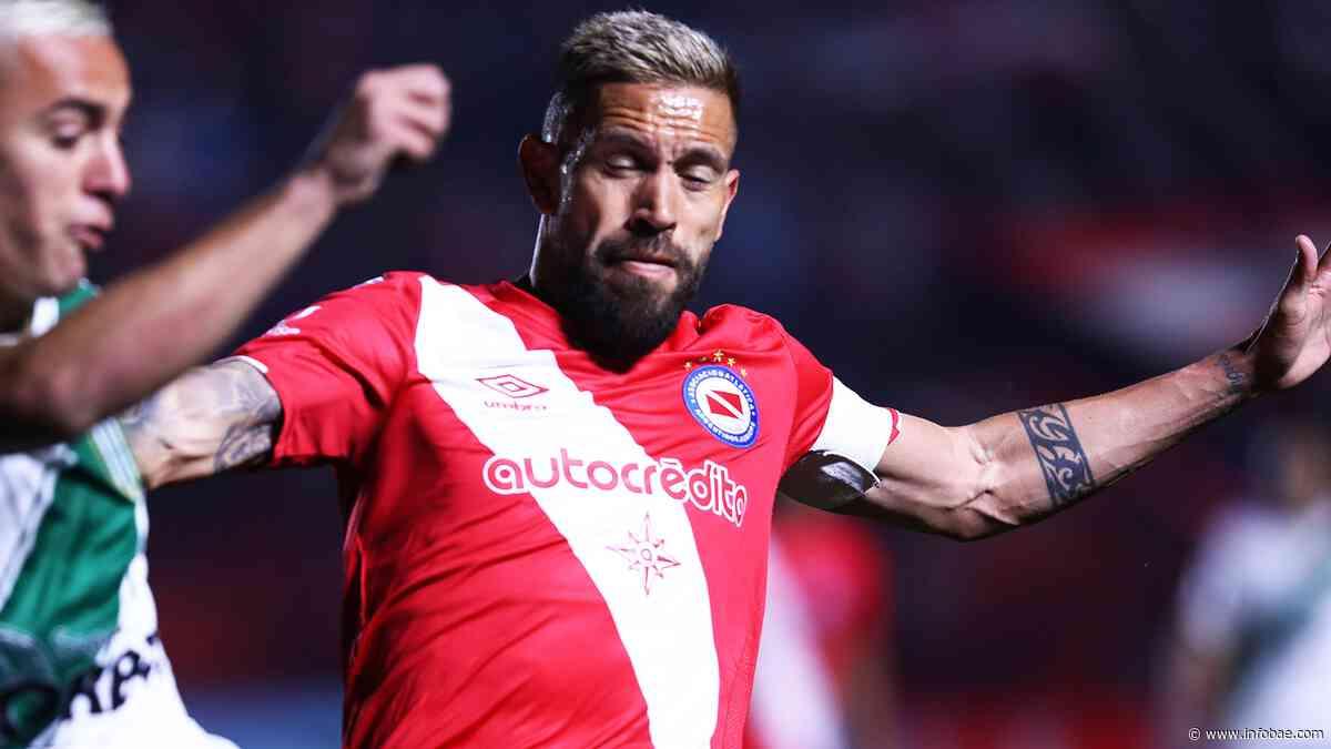 Mataron al hermano del jugador de Argentinos Juniors Miguel Torrén - infobae