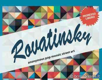 Rovatinsky l'anonimous street artist bresciano in mostra a Montichiari - Prima Brescia