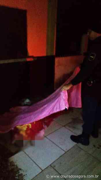 Guarda Municipal distribui cobertores à moradores de rua - Dourados Agora - Notícias de Dourados e Região