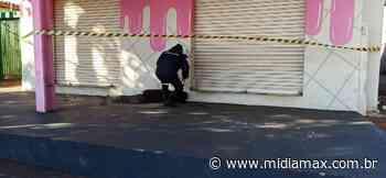 Homem é encontrado morto em Dourados - Jornal Midiamax
