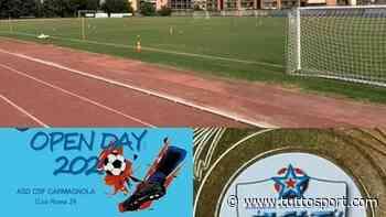 QUI CARMAGNOLA - Open Day per tutti, dagli attaccanti ai portieri - Tuttosport