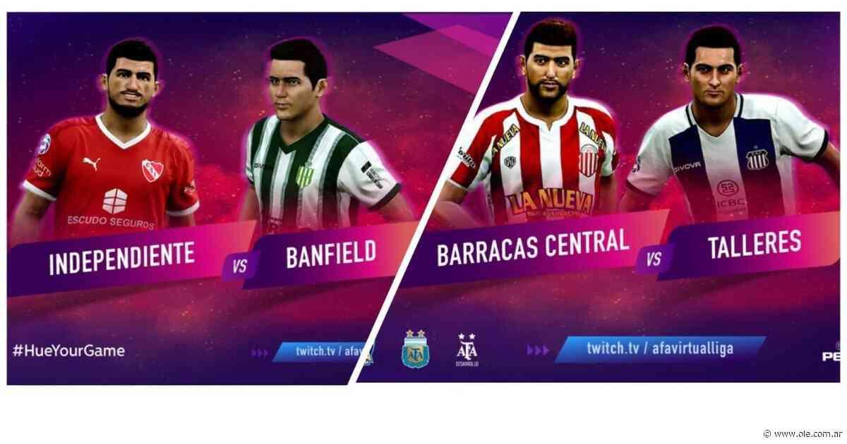 Barracas vs. Talleres y Rojo vs. Banfield - Olé