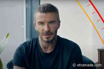 David Beckham Encourages People To Continue Calling On World Leaders To Invest In A COVID-19 Vaccine During 'Global Goal' Concert - ETCanada.com