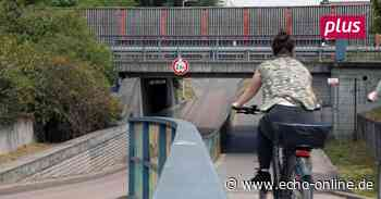 Neue Verkehrsführung Am Aulenberg in Weiterstadt - Echo Online