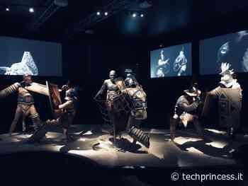 IL CENTRO di Arese viaggia nel tempo con i Gladiatori IL CENTRO presenta la nuova mostra - Tech Princess