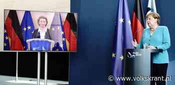 Rutte onder druk van Brussel en Berlijn: 'Elke dag telt' voor akkoord Europese herstelmiljarden - Volkskrant