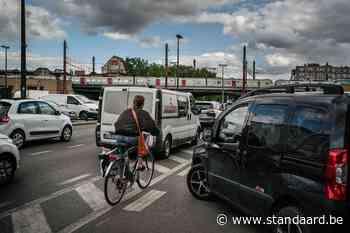 Twee of twintig kilometer nieuwe fietspaden in Brussel? - De Standaard