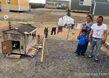 Tiny home wins Kuujjuaq recreation committee's top prize - Nunatsiaq News