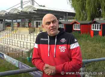 Channel 4 Come Dine With Me star backs Lewes FC crowdfunder