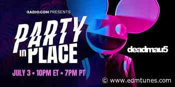 Party In Place To Feature Deadmau5, Disclosure, And More - EDMTunes