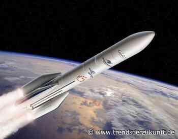 Raumfahrt: Europa hat den Anschluss in Raketentechnologie verloren - Trends der Zukunft