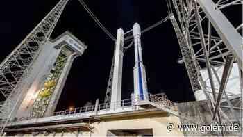 Raumfahrt: Vega-Raketenstart während Corona-Ausbruchs verschoben - Golem.de - Golem.de