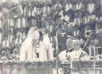 Santuário de Aparecida celebra 40 anos da consagração do altar, realizada por João Paulo II - ACI Digital